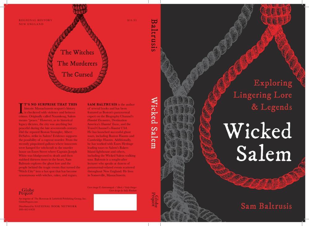 """Author Sam Baltrusis unleashes """"Wicked Salem"""" – Sam Baltrusis"""